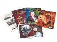 Выпускные альбомы для школ, училищ, колледжей и т.д. (многостраничные  альбомы)